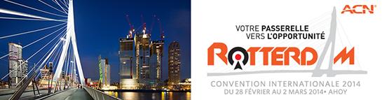 La Convention Internationale ACN de Rotterdam