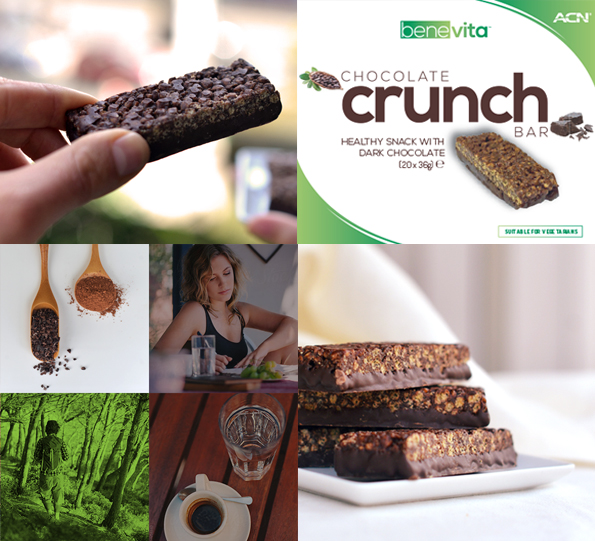La Chocolate Crunch Bar de Benevita « ACN France